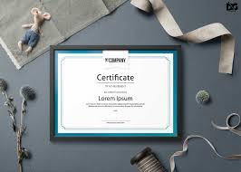 Free Appreciation Certificates Free Download Psd Appreciation Certificate Templates Free