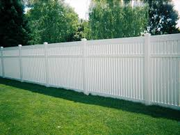 backyard fencing ideas white