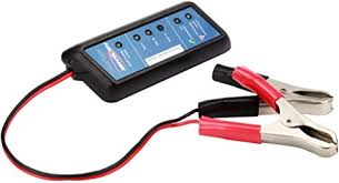 <b>Ansmann</b> 12V Car <b>Battery Tester</b> With LED Display: Amazon.co.uk ...