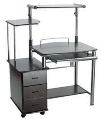 Ss Computer Table, Stainless Steel Furniture | Vasai Fata, Vasai | Ambika  Steel Furniture | ID: 1930288391