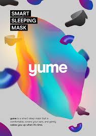 Yume Smart Sleeping Mask Tajdid Rahman