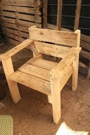 Pallet Chair - 30 DIY Pallet Ideas for Your Home   101 Pallet Ideas - Part