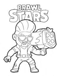 Op deze pagina hebben we de leukste brawl stars. Brawl Stars Kleurplaten Topkleurplaat Nl