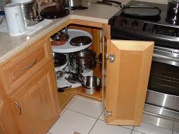 Corner Kitchen Cabinet Solutions Corner Kitchen Cabinet Storage Solutions