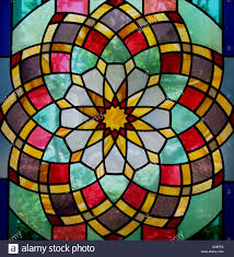 Stained Glass Window Designs For Bathrooms Stained Glass Window Design Stock Photos Stained Glass