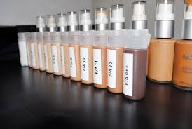 condensing your pro makeup kit