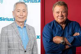 George Takei Says William Shatner Is 'Unfit' for Space Travel