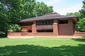 Frank Lloyd Wright Style Homes  Home Planning Ideas 2017Frank Lloyd Wright Style House