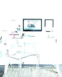acrylic office chairs. Acrylic Desk Chair Chairs Swivel Clear Best Ideas On Furniture . Office C