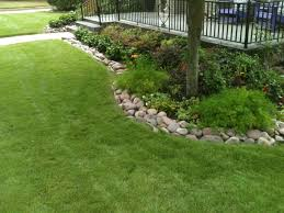 fantastic image of garden decor with various lawn edging ideas fetching image of garden design