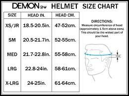 Bike Helmet Size Chart All About Bike Ideas