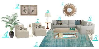 turquoise rug living room home design plan