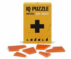 <b>Настольные игры IQ Puzzle</b>
