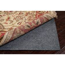 firm 10 ft x 14 ft rug pad