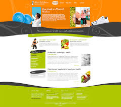 Wellness Newsletter Templates Wellness Template Hotthemes