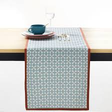 <b>Дорожка столовая</b> с пропиткой против пятен azila синий ...
