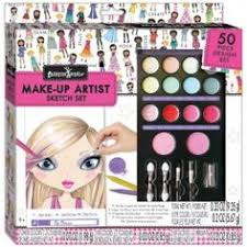 fashion angels make up artist studio box set 11661 features set includes a 14 color make