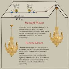 living room learn more about the aladdin light lift system motorized chandelier glass sculpture for foyer