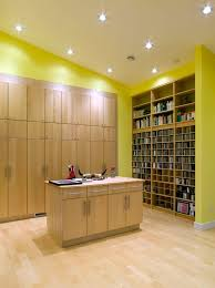 cool office storage. Cool Home Office Design With Recessed Lighting And Contemporary Storage Cabinets Also Using Wood Flooring Ideas H