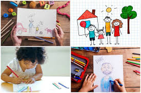drawing ideas for kids with pictures