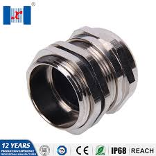 China Hnx Hot Selling Waterproof Electronic Cable Gland Size