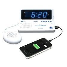 sonic alarm clock sonic