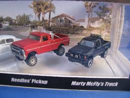 back to the future needles pickup marty mcfly's '87 toyota pickup ...