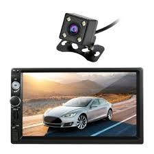 Universal <b>7</b>'' Smart <b>Car</b> Stereo Radio Player GPS Navigation ...
