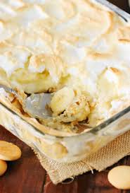 Image result for banana pudding