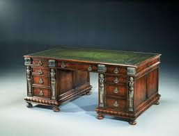 old world desk from creating the perfect home office choosing a desk