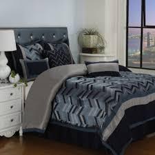 navy blue queen comforter. Simple Blue Lexi 7Piece Comforter Set In Navy  BedBathandBeyondcom DRY CLEAN ONLY Throughout Blue Queen