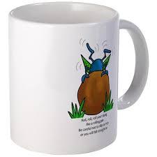 the office star mug. the office star mug