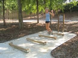 fitness trail parcourse