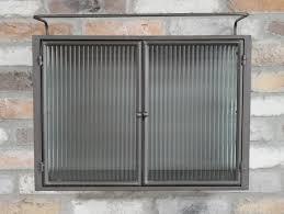kolt vintage metal glass double wall
