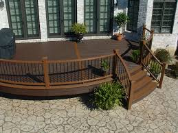 beauty and fascinating of deck around above ground pools how much