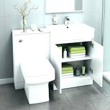 shower sink combo toilet medium size of vanity unit and basin large bathroom units for