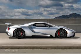 2018 ford gt. beautiful ford new ford gt side  silver and 2018 ford gt t