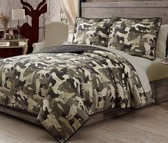 King Wolf Camouflage Quilt 3-pc Set W Shams Abstract Camo Animal ... & King Wolf Camouflage Quilt 3-pc Set W Shams Abstract Camo Animal Print  Bedding Adamdwight.com