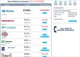 Online Insurance Quotes Impressive Car Insurance Quotes Online Auto Insurance Quote Comparison Tool
