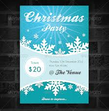christmas event flyer template christmas event posters template fun for christmas halloween