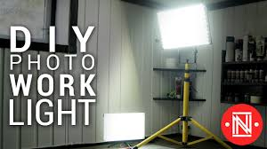 Photography Light Stand Diy Cheap Led Photo Work Light Panel Under 20 Diy Lighting