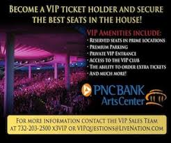 Pnc Bank Center Holmdel Nj Seating Chart Pnc Bank Arts Center Upcoming Shows In Holmdel New