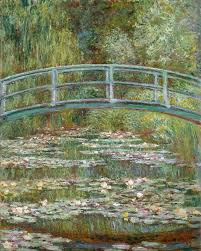best shannon b landscape research images   2 claude monet bridge over a pond of water lilies 1899 oil