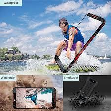 <b>CUBOT Quest</b> Lite 5.0-<b>Inch</b> 4G Rugged Smartphone Unlocked, 3GB ...