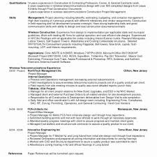 resume contractor general contractor resume ms word template general contractors