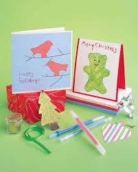 Christmas For Kids Christmas Cards For Kids Martha Stewart