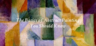 the basics of abstract painting you should know canvas a blog by saatchi art