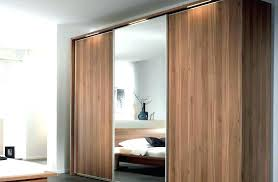 mirror sliding doors wood sliding door sliding door wardrobe wardrobe wardrobes throughout dark wood sliding door