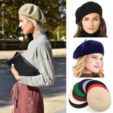 2019 New Womens Winter Hat Beret Female Wool Cotton ... - Vova