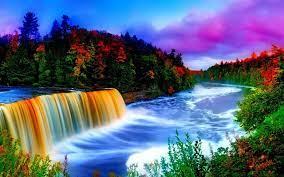 3d Waterfall Wallpaper - Rani Dah ...
